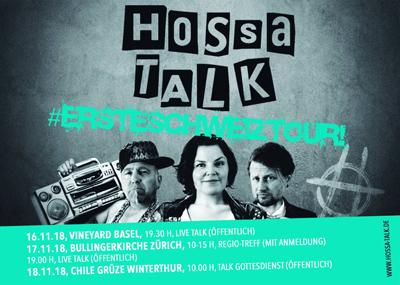 Hossa Talk